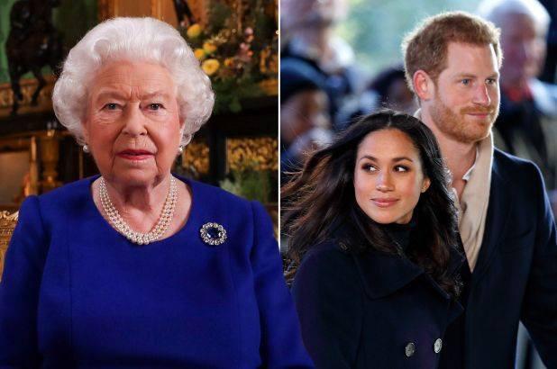 Vợ chồng Meghan Markle dính nghi án sắp ly hôn, đường ai nấy đi bởi biểu hiện bất thường của nàng dâu hoàng gia sau thông báo gây sốc - Ảnh 1.