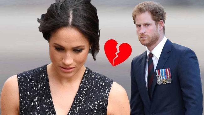 Vợ chồng Meghan Markle dính nghi án sắp ly hôn, đường ai nấy đi bởi biểu hiện bất thường của nàng dâu hoàng gia sau thông báo gây sốc - Ảnh 3.