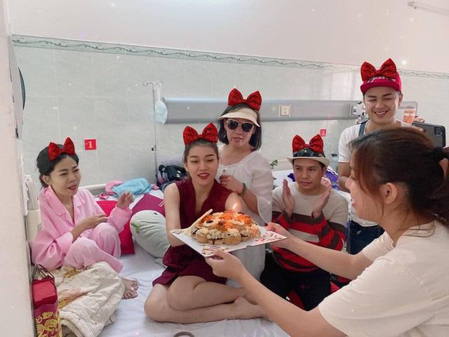 Tình trạng diễn viên Mai Phương ra sao khi đón sinh nhật trên giường bệnh? - Ảnh 1.