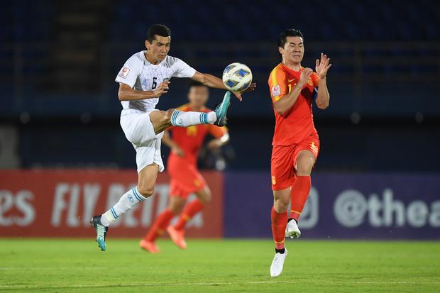 Thi đấu cực tệ để rồi bị loại sớm trước một vòng đấu, U23 Trung Quốc phải đi vé hạng phổ thông về nước - Ảnh 1.