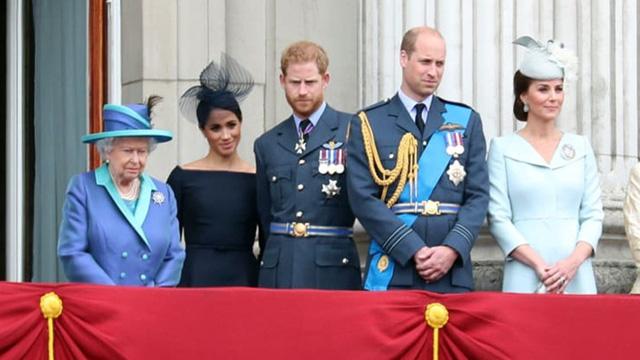 """Cuộc khủng hoảng """"Harry-Meghan"""": Khi trái tim Hoàng gia Anh tan vỡ - Ảnh 2."""