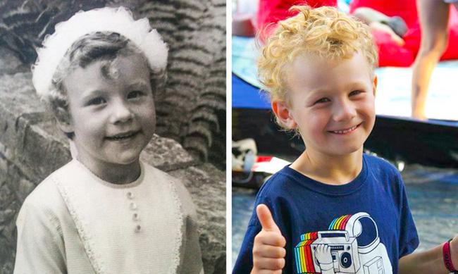 18 bức ảnh chứng minh con chính là bản sao không thể chối cãi của bố mẹ - Ảnh 16.