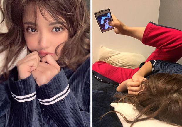 Người mẫu Thái Lan gây sốt bằng bộ ảnh Instagram vs thực tế khoe nhan sắc xinh hết nút đi kèm với sự thật hết hồn - Ảnh 3.
