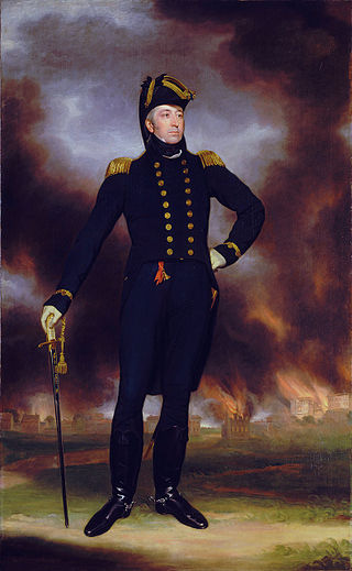 Lần duy nhất Washington thất thủ, Nhà Trắng bị đốt cháy - Ảnh 2.
