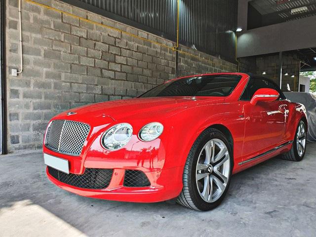Bentley già chào mua hơn 8 tỷ đồng kèm quảng cáo: Xe này đỗ nhiều hơn đi - Ảnh 4.