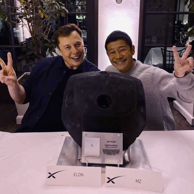 Tỷ phú Nhật 44 tuổi bao trọn chuyến bay đầu tiên lên mặt trăng của Elon Musk, tuyển bạn gái đi cùng với yêu cầu cực đơn giản - Ảnh 4.