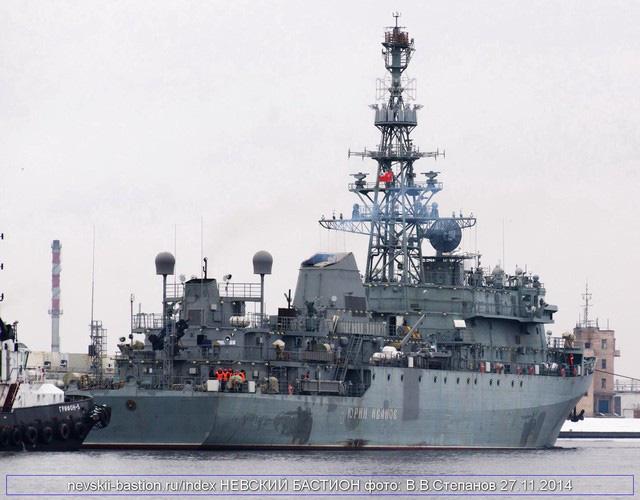 [ẢNH] Tàu trinh sát điện tử Nga giúp Iran chặn đứng cuộc tấn công trả đũa của Mỹ? - Ảnh 7.