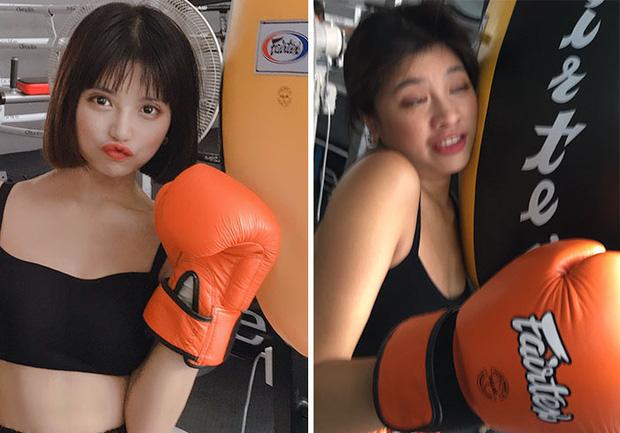 Người mẫu Thái Lan gây sốt bằng bộ ảnh Instagram vs thực tế khoe nhan sắc xinh hết nút đi kèm với sự thật hết hồn - Ảnh 10.