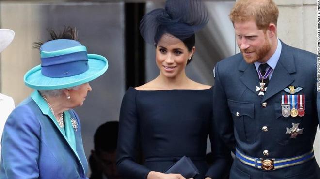 """Cuộc khủng hoảng """"Harry-Meghan"""": Khi trái tim Hoàng gia Anh tan vỡ - ảnh 5"""