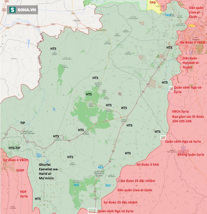 Điểm mặt các đơn vị sừng sỏ tại tây bắc Syria, tụ đòn sấm sét hủy diệt khủng bố? - Ảnh 11.