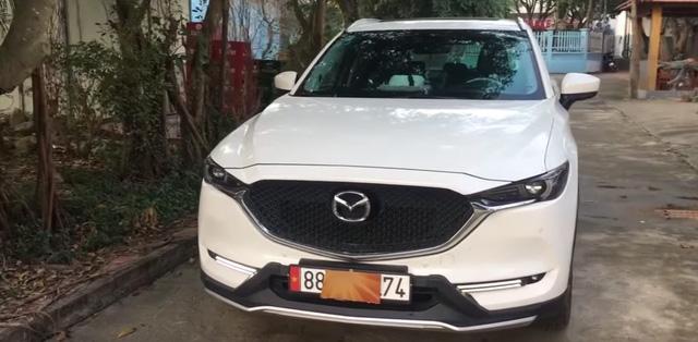 Mazda CX-5 2018 rao bán giá 400 triệu cùng lời trần tình thật thà của người quảng cáo: Xe từng tham gia giải đua bơi lội - Ảnh 1.
