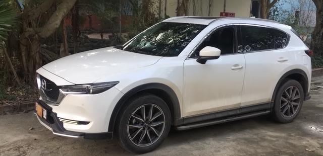 Mazda CX-5 2018 rao bán giá 400 triệu cùng lời trần tình thật thà của người quảng cáo: Xe từng tham gia giải đua bơi lội - Ảnh 3.