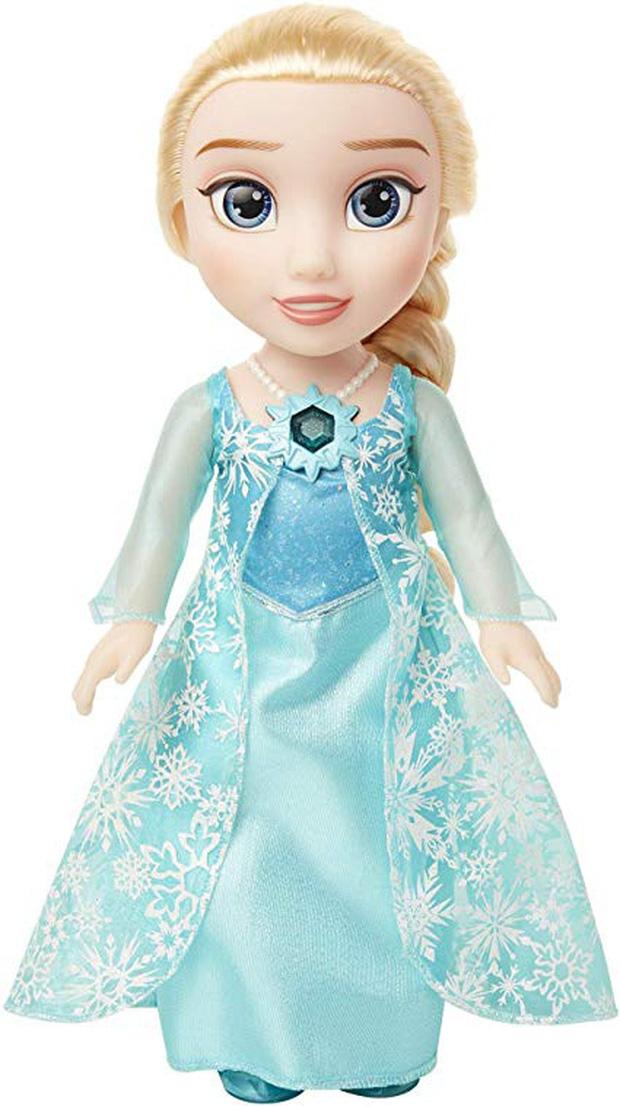 Không thể Let it go: Búp bê ma ám Elsa bị quẳng đi nhiều lần nhưng vẫn tìm đường quay về ám quẻ người sống, hót tiếng Tây điếc cả tai - Ảnh 1.