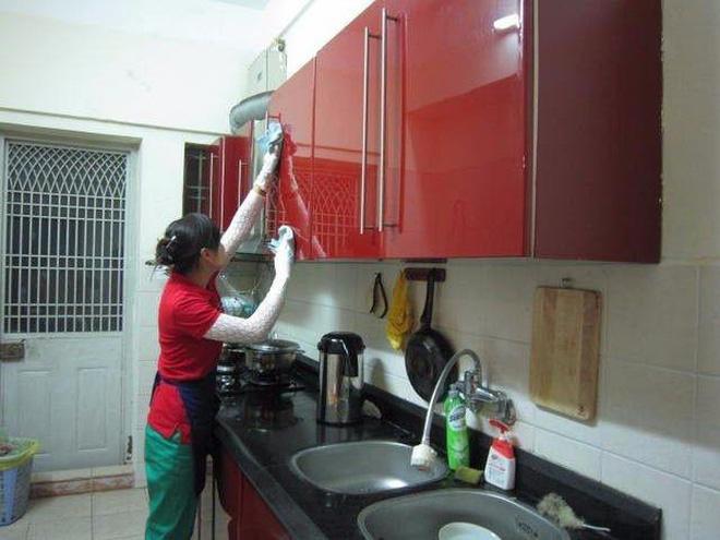 Clip các ông chồng nói về chuyện dọn nhà đón Tết: Đó là nhiệm vụ và trách nhiệm của người vợ - Ảnh 5.