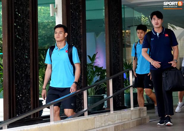 U23 Việt Nam xách vali về nước, thầy Park gửi lời chúc mừng năm mới - Ảnh 5.
