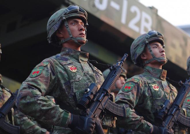 Súng trường tấn công mới của Trung Quốc: Biến thể súng AK từng là hòn đá lót đường? - Ảnh 16.