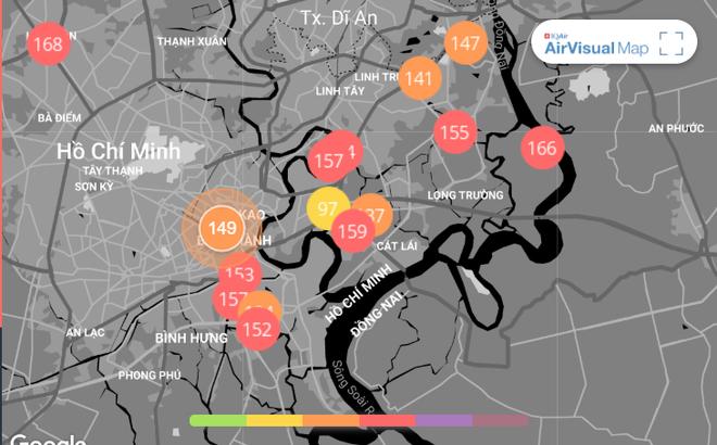 Chất lượng không khí ngày 18/1: Dù có mưa nhưng không khí ở Hà Nội xấu đi - Ảnh 1.