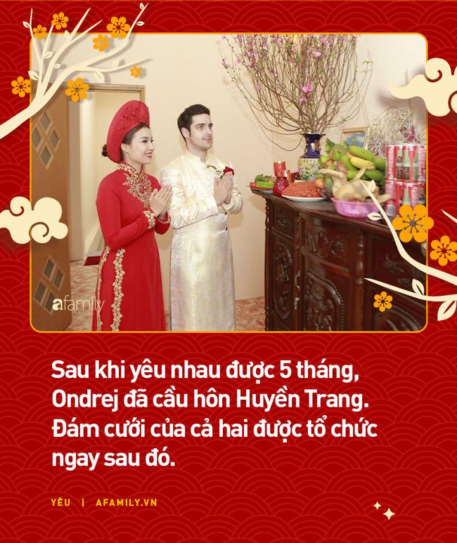 Những cái Tết đặc biệt của cặp đôi chớp nhoáng: Đón Tết Dương nhà nội, Tết Âm nhà ngoại, cô dâu Việt còn táo bạo rủ cả bố mẹ chồng Tây về Việt Nam ăn Tết - ảnh 2