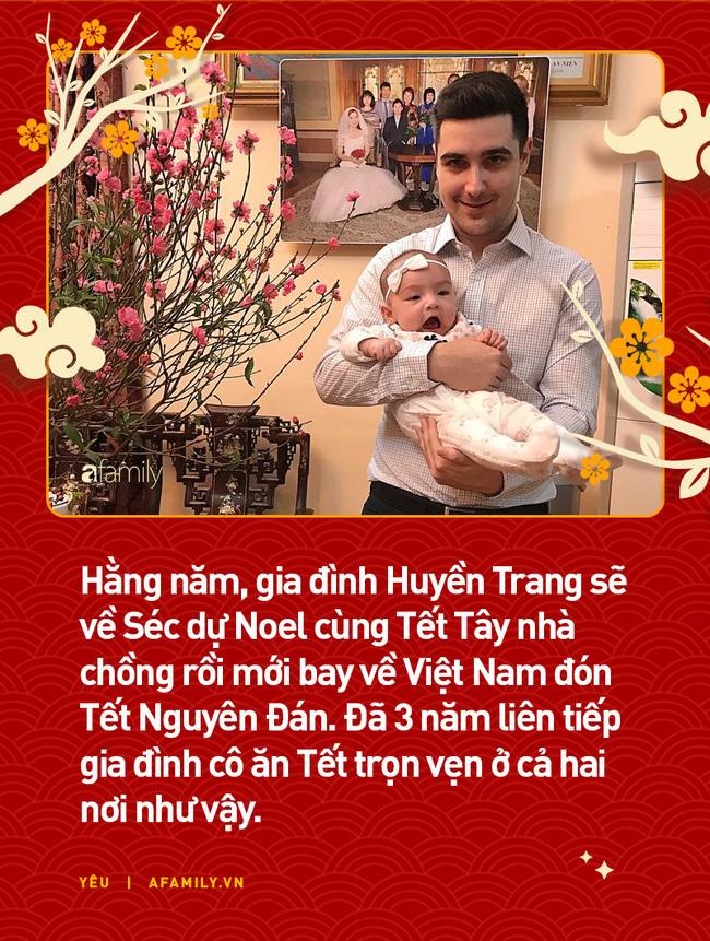 Những cái Tết đặc biệt của cặp đôi chớp nhoáng: Đón Tết Dương nhà nội, Tết Âm nhà ngoại, cô dâu Việt còn táo bạo rủ cả bố mẹ chồng Tây về Việt Nam ăn Tết - ảnh 8