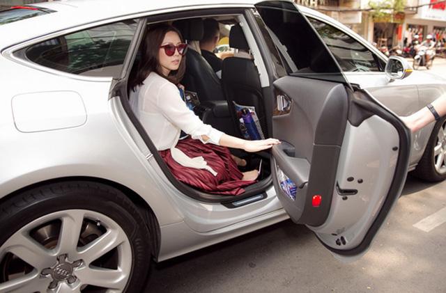 Cuộc sống giàu sang của Hoa hậu là bạn thân MC Trấn Thành - Ảnh 9.