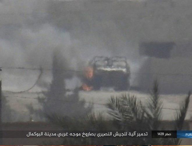 Phiến quân đánh chặn, quân đội Syria bỏ cả sát thủ diệt tăng Nga để chạy thoát - Ảnh 15.