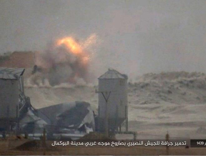 Phiến quân đánh chặn, quân đội Syria bỏ cả sát thủ diệt tăng Nga để chạy thoát - Ảnh 19.