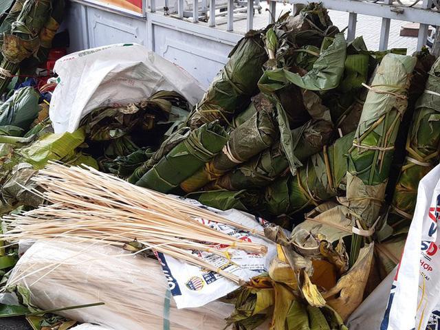 Chợ lá dong nửa thế kỷ ở Sài Gòn ế ẩm do heo tăng giá - Ảnh 19.