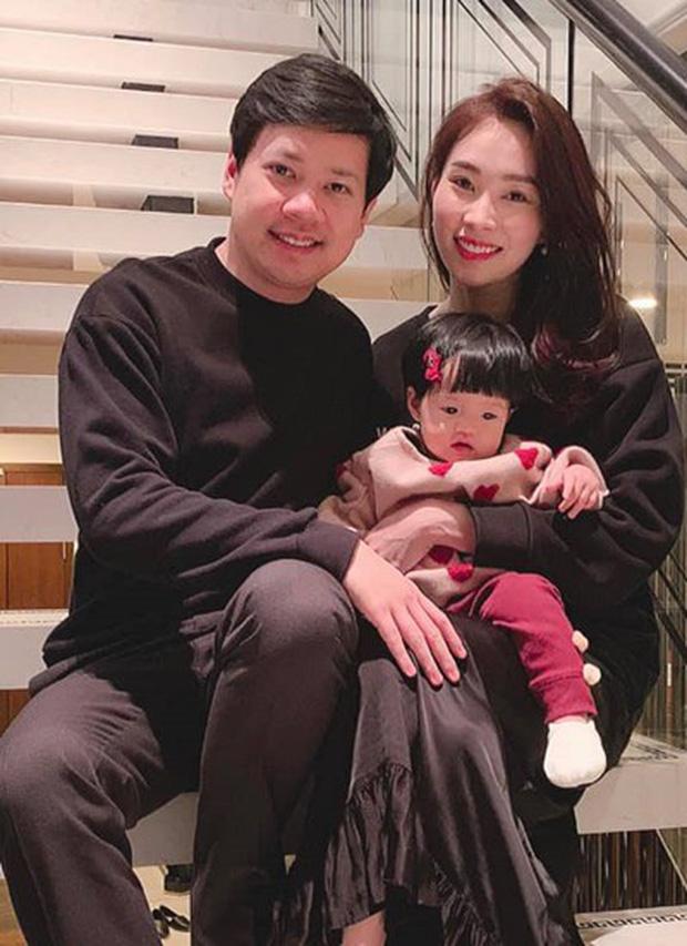 Đặng Thu Thảo đón tuổi 29 bên ông xã và con gái nhỏ, nhưng không xuất hiện chung khung hình giữa tin đồn mang thai  - Ảnh 4.