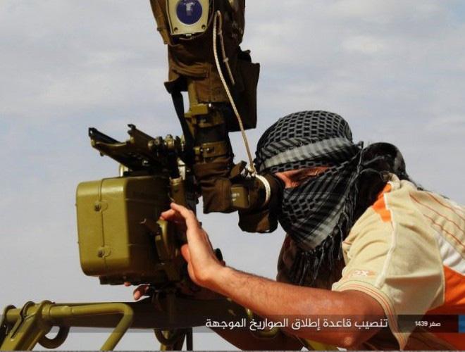 Phiến quân đánh chặn, quân đội Syria bỏ cả sát thủ diệt tăng Nga để chạy thoát - Ảnh 5.