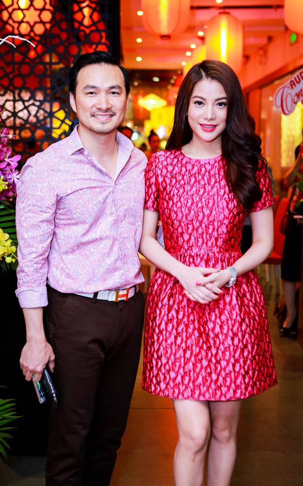 Chi Bảo hôn say đắm bạn gái kém 16 tuổi trong tiệc sinh nhật sang chảnh, phản ứng của Trương Ngọc Ánh đặc biệt hơn - Ảnh 5.