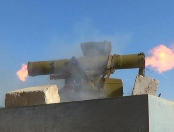 Phiến quân đánh chặn, quân đội Syria bỏ cả sát thủ diệt tăng Nga để chạy thoát - Ảnh 6.