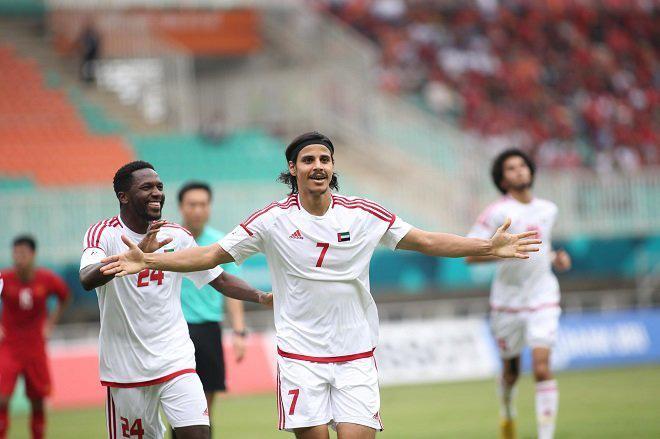 U23 UAE: Nỗi khiếp sợ của Việt Nam thời HLV Park Hang Seo - Ảnh 1.