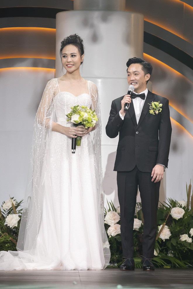 Top 5 đám cưới khủng nhất Vbiz năm 2019: Đông Nhi - Ông Cao Thắng lầy và đắt đỏ nhất, Cường Đô La bê cả dàn siêu xe loá mắt - Ảnh 12.
