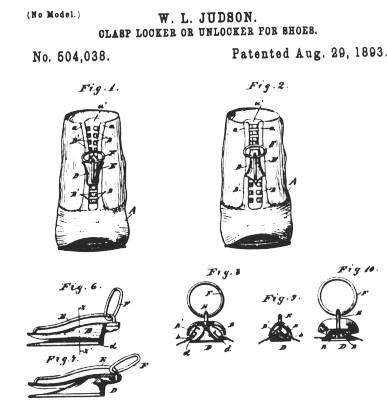 Hành trình phát triển của chiếc khóa kéo: Từ một sáng chế thất bại trở thành một phần không thể thiếu của cuộc sống hàng ngày - Ảnh 2.