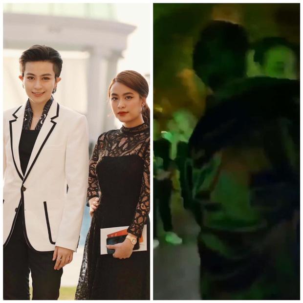 """Gil Lê và Hoàng Thùy Linh giữ khoảng cách khi cùng dự sự kiện nhưng vẫn để lộ """"dấu vết"""" chung - Ảnh 6."""