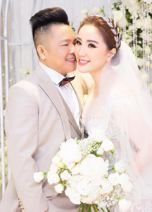 Top 5 đám cưới khủng nhất Vbiz năm 2019: Đông Nhi - Ông Cao Thắng lầy và đắt đỏ nhất, Cường Đô La bê cả dàn siêu xe loá mắt - Ảnh 5.