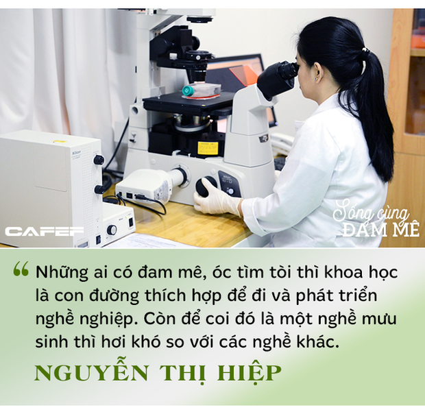 """PGS.TS 8X của Việt Nam lọt top 100 nhà khoa học hàng đầu châu Á: """"Đừng nghĩ làm nghiên cứu là gạt tiền ra khỏi đầu, không có kinh tế sẽ khó theo đuổi nghề!"""" - Ảnh 6."""