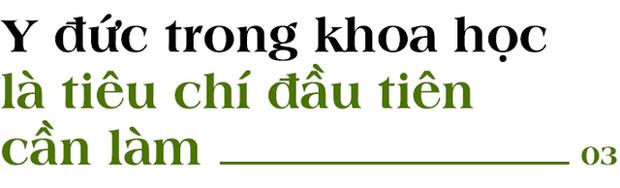 """PGS.TS 8X của Việt Nam lọt top 100 nhà khoa học hàng đầu châu Á: """"Đừng nghĩ làm nghiên cứu là gạt tiền ra khỏi đầu, không có kinh tế sẽ khó theo đuổi nghề!"""" - Ảnh 7."""