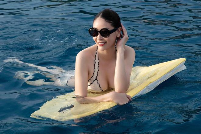 Thân hình nóng bỏng khó tin ở tuổi 43 của hoa hậu Hà Kiều Anh - Ảnh 7.
