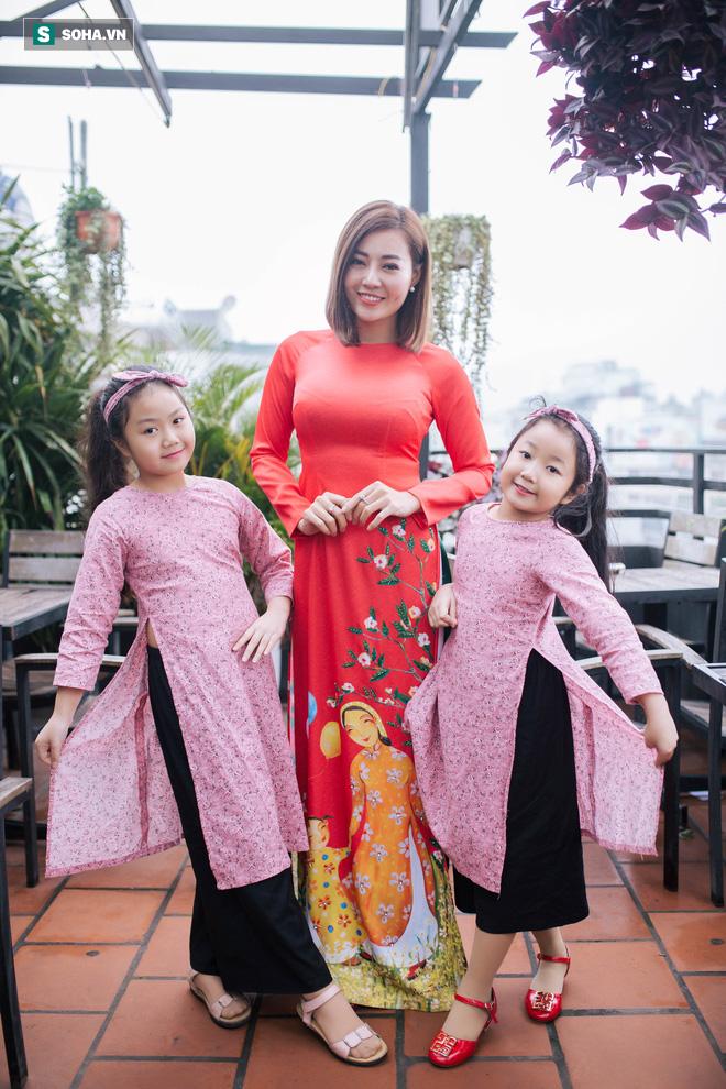 Thanh Hương: Bố mẹ chồng tôi rất dễ tính và hiện đại - Ảnh 3.