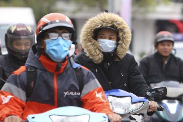 Không khí lạnh tăng cường, các tỉnh Bắc Bộ rét đậm, rét hại - Ảnh 1.