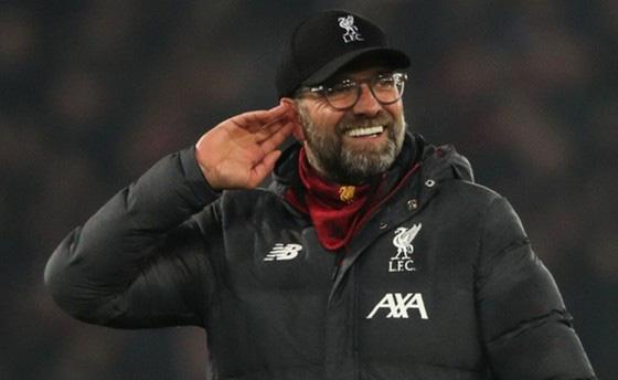 """Jurgen Klopp: """"Man.United nỗ lực, nhưng Liverpool có đẳng cấp"""" - Ảnh 1."""
