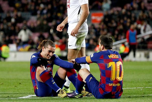Mừng thầy mới ra mắt, Messi tặng ngay bàn thắng bằng vàng giúp Barcelona đòi lại ngôi đầu từ tay đại kình địch - Ảnh 4.