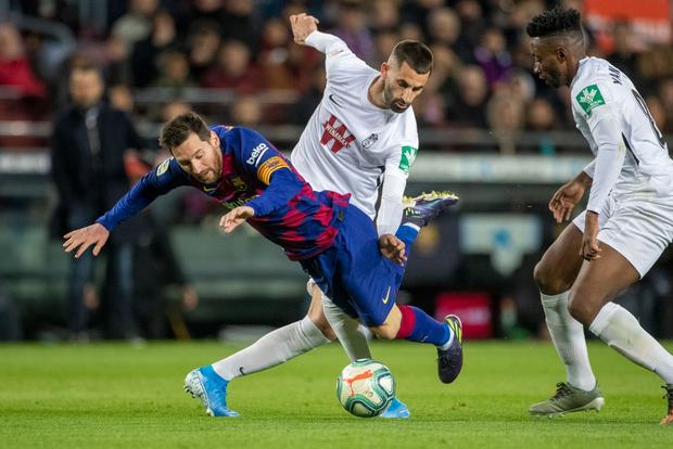 Mừng thầy mới ra mắt, Messi tặng ngay bàn thắng bằng vàng giúp Barcelona đòi lại ngôi đầu từ tay đại kình địch - Ảnh 5.