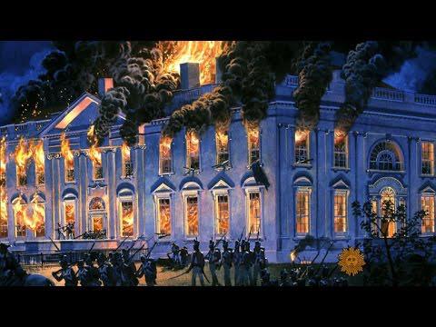 Lần duy nhất Washington thất thủ, Nhà Trắng bị đốt cháy - Ảnh 6.