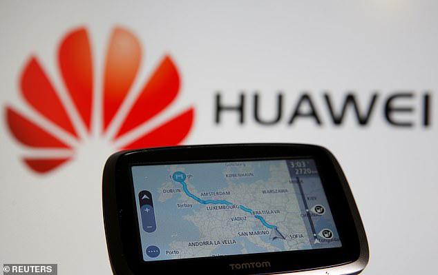 Bị cấm dùng Google Maps, Huawei sử dụng bản đồ của TomTom để thay thế - Ảnh 1.