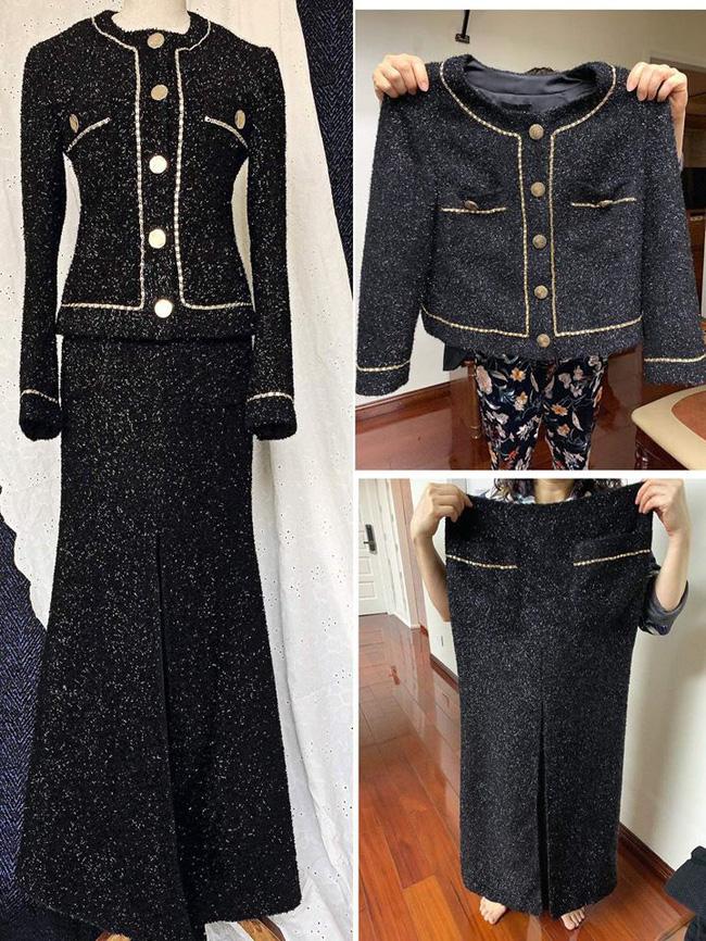 Hớn hở bỏ tận 24 triệu đặt may 3 bộ váy của thương hiệu nổi tiếng, cô gái Hà Nội nhận quả đắng khi shop may sai mẫu còn chối lỗi trắng trợn!?  - Ảnh 1.