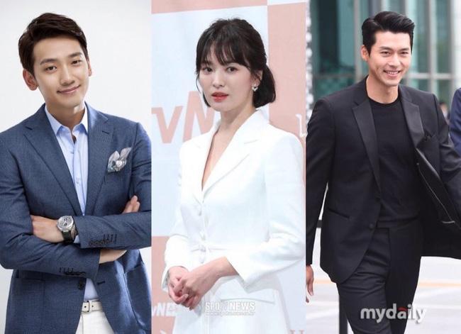 Thực hư chuyện tin nhắn của Joo Jin Mo bị phát tán có nhắc tới mối quan hệ giữa Song Hye Kyo - Hyun Bin và Bi Rain? - ảnh 2