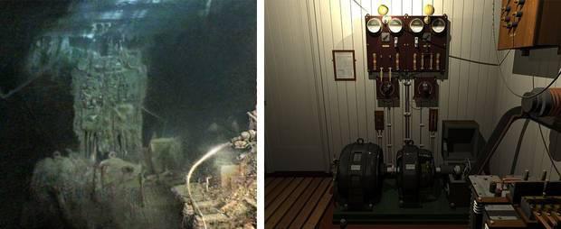 Săn kho báu ẩn giấu bên trong xác tàu Titanic - Ảnh 1.