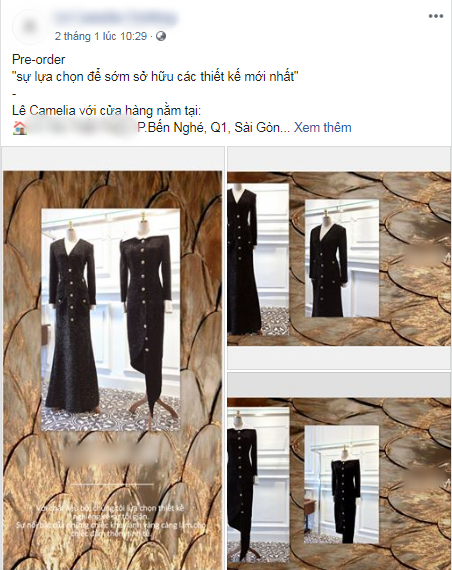 Hớn hở bỏ tận 24 triệu đặt may 3 bộ váy của thương hiệu nổi tiếng, cô gái Hà Nội nhận quả đắng khi shop may sai mẫu còn chối lỗi trắng trợn!?  - Ảnh 8.
